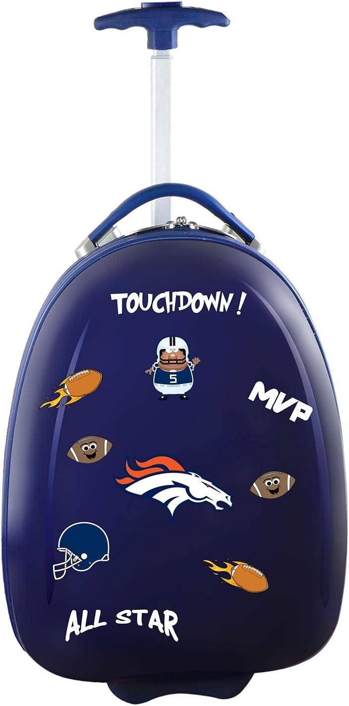 NFL Max 67% OFF Kids Lil' Luggage Adventurer Pod Sale