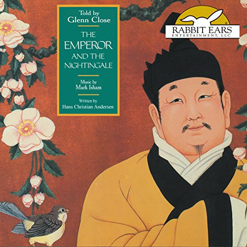 The Emperor and the Nightingale                   By:                                                                                                                                 Hans Christian Andersen,                                                                                        Eva Le Gallienne - adaptor                               Narrated by:                                                                                                                                 Glenn Close                      Length: 38 mins     11 ratings     Overall 4.9