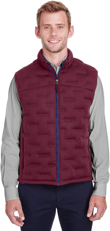North End Mens Pioneer Hybrid Vest (NE709)