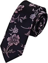 Epoint Men`s Fashion Fitted Design Mens Skinny Tie Multicolored Luxury Goods