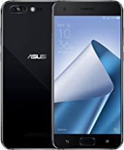ASUS ZenFone 4 Pro (ZS551KL) 6GB / 64GB 5.5-inches 4G LTE Dual SIM Factory Unlocked - (Pure Black)