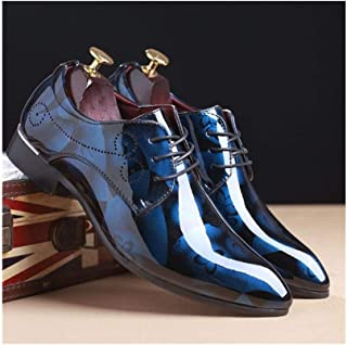 LUKEEXIN Men's Shoes, Men's Dress, Business Shoes
