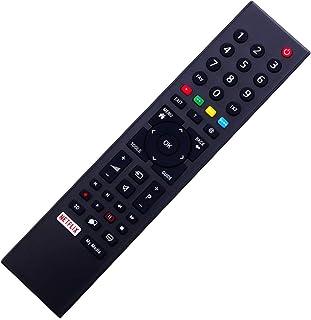 Mando a distancia de repuesto Grundig GR26GBJ7126 HAMBURG32GFB6629 26VLC8100S Netflix – Servicio de servicio, télécommande, Kumanda, Plug & Play: Amazon.es: Electrónica