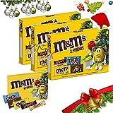 M&M'S & FRIENDS CHOCOLATE - Caja de regalo perfecta para Navidad, 139 g, elige cualquier cantidad de cajas