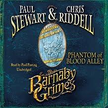 Phantom of Blood Alley: Barnaby Grimes, Book 4