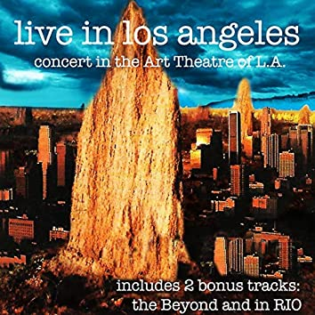 Solaris Live in Los Angeles