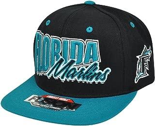 florida marlins teal hat