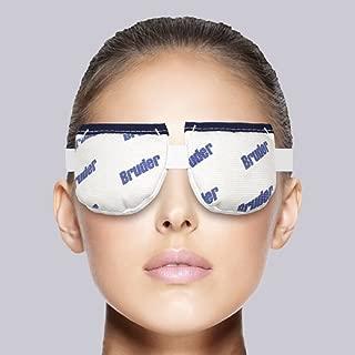 Bruder Eye Compress Moist Heat Professional Model (2 pairs)