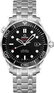 Seamaster 41 mm Black Dial Mens Watch 212.30.41.20.01.003