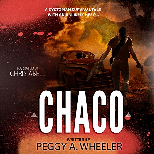 Chaco audiobook cover art