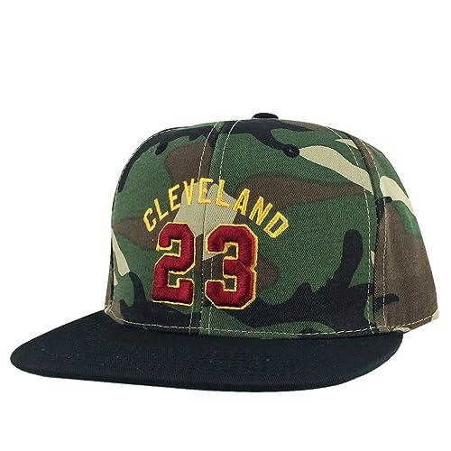 c28dad8d402 Cleveland King Lebron  23 Snapback Hat Cap
