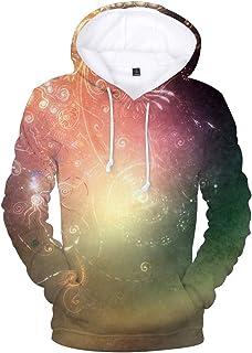 DJ Skrillex Veste /À Capuche Sweat-Shirt Lhiver Style De Bande Dessin/ée Pull-Over T-Shirt /À Manches Longues Imprim/é En 3D V/êtements Pour Gar/çons Et Filles Capuche,7T11,S