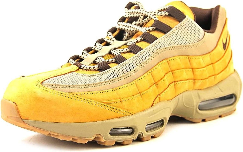 watch 17f37 029ca Nike Herren Air Max 95 PRM Laufschuhe, beige beige beige Größe B014W3PM1M  Direktes Geschäft ca74b7