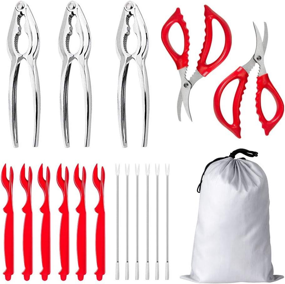 Crab Crackers Sales and Tools Phoenix Mall 17 3 Seafood pcs Set includes