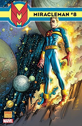 Miracleman #8 (Miracleman: Parental Advisory Edition) (English Edition)