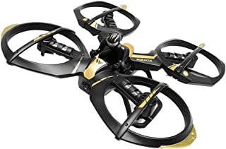 XT- 8 Optical Follow RC Drone with 720P Camera Live Video Foldable Quadcopter by SMOXX