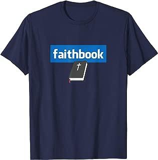 Faithbook - #Faithbook T-Shirt