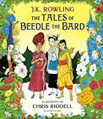 The Tales of Beedle the Bard - Illustrated Edition de Chris Riddell