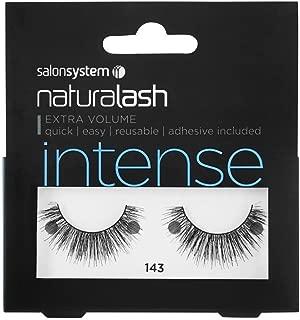 Salon System Naturalash Intense Lashes - Black - 143