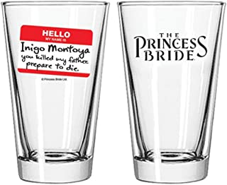 Princess Bride Inigo Montoya Pint Glass