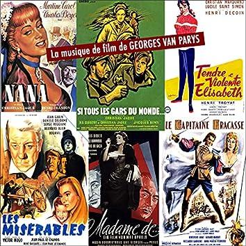 La musique de film de Georges Van Parys