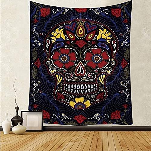Tapiz de sol y luna indio, tapiz de arte, tapiz psicodélico para colgar en la pared, toalla de playa, manta fina, tapiz de mandala, A6 73x95cm