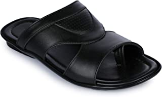 Liberty Coolers Mens Formal Black Slippers