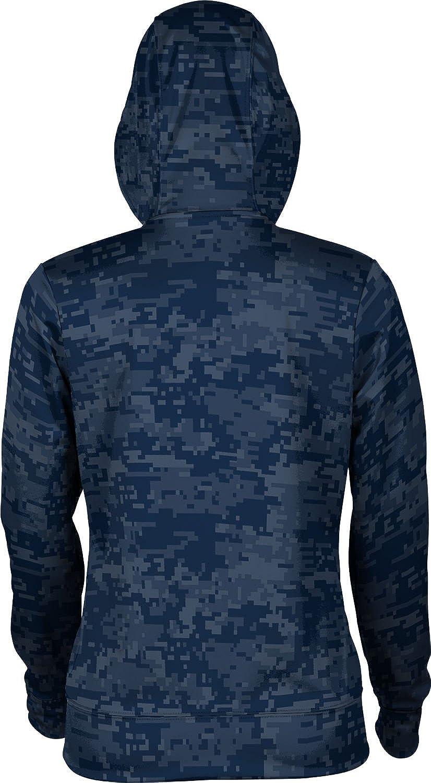 ProSphere The Citadel University Girls' Pullover Hoodie, School Spirit Sweatshirt (Digi Camo)
