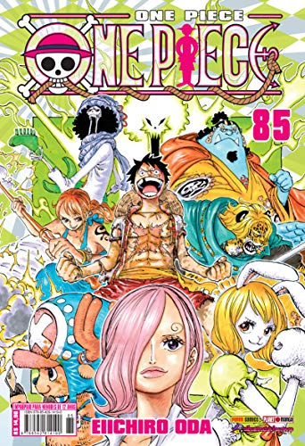One Piece Ed. 85
