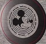 Swafing Disney-Jersey Mickey Baumwolle, Retro, grau meliert