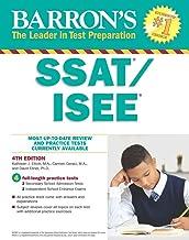 SSAT/ISEE: High School Entrance Examinations (Barron's Test Prep) PDF