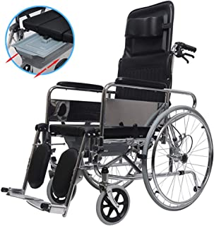 Amazon.es: Silla de ruedas reclinable