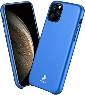 Simple solid color For iPhone 11 Pro Max moblie phone Case 6.5 inch soft feel comfortable cover anti fall protective sleev...