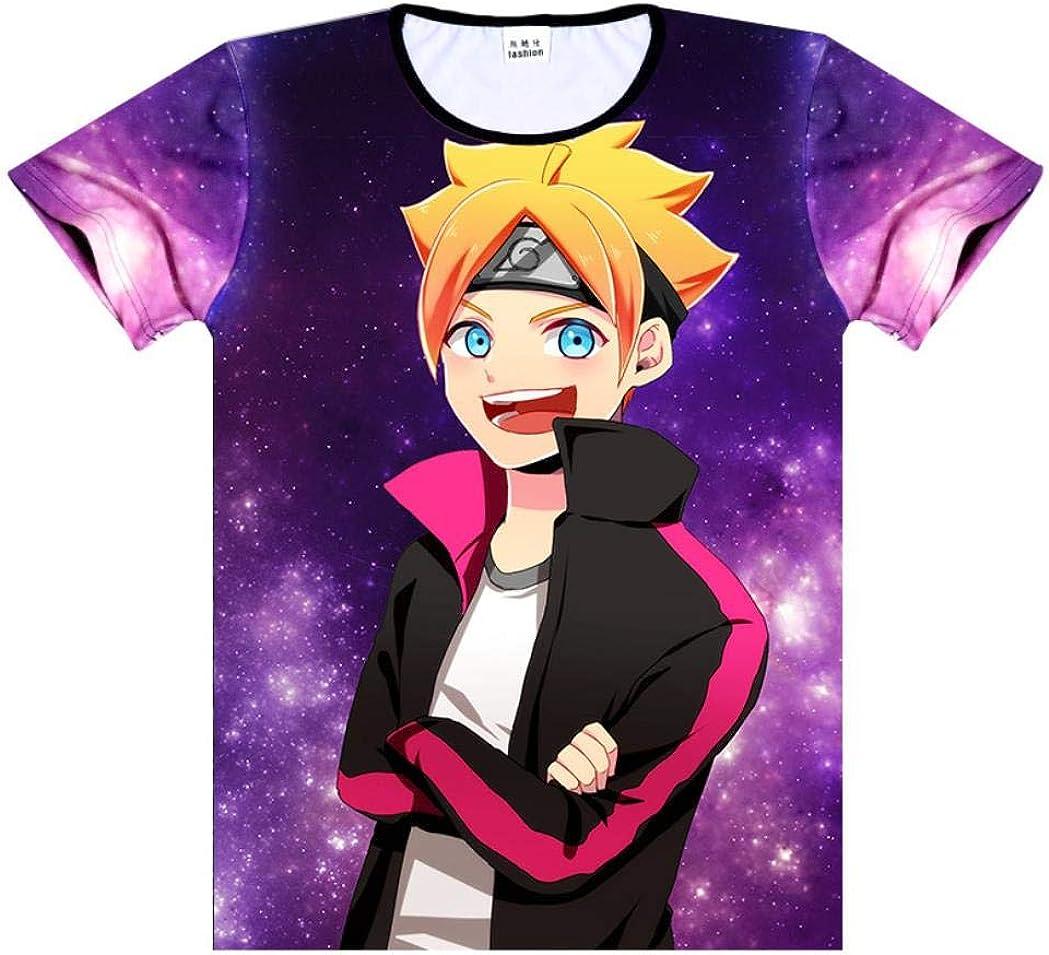 douzxc Anime Hombres Camisetas Deporte Camisetasnaruto ...