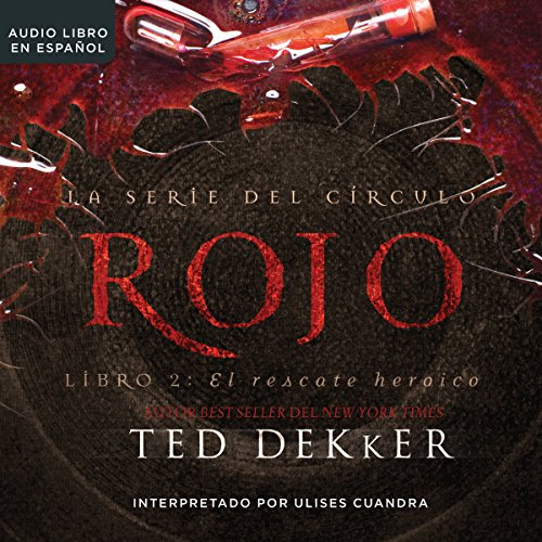 Rojo audiobook cover art