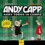 Andy Capp. Andy torna in campo