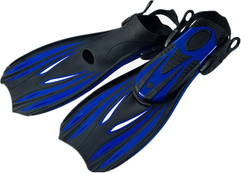 アウトドアスポーツアクセサリー 水生生物活動、水泳、シュノーケリングのための水泳のレッスンのスノーケリングのひれのフルフットダイビングフィン、 (サイズ : M)