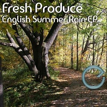 English Summer Rain EP