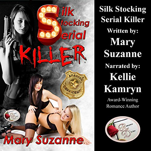 Silk Stocking Serial Killer audiobook cover art