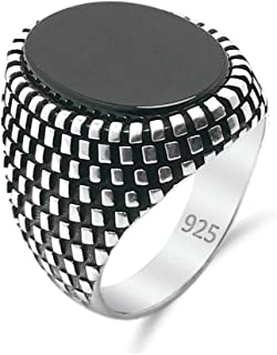 Best black stone ring for man Reviews