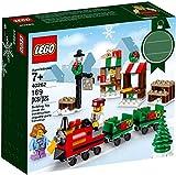 LEGO-Exc - 40262 - Juego de Viaje en el Tren de Navidad