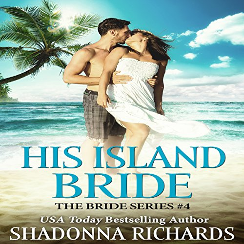 His Island Bride audiobook cover art