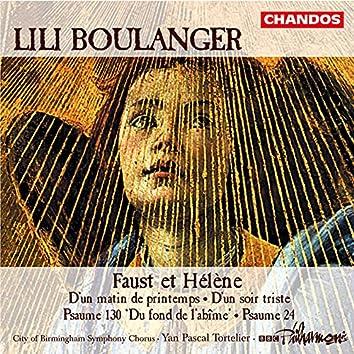 Boulanger: Faust et Hélène
