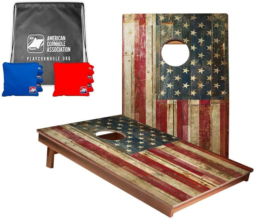 ACA American Cornhole Association Game Bean Outdo - Limited price Toss Set outlet Bag