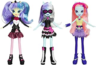My Little Pony Equestria Girls Photo Finish and The Snapshots 3-Pack Toys R Us Exclusive