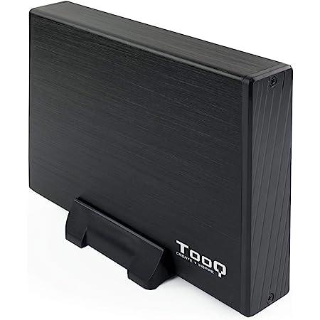 Tooq Tqe 3527b Gehäuse Für 3 5 Zoll Festplatten Computer Zubehör