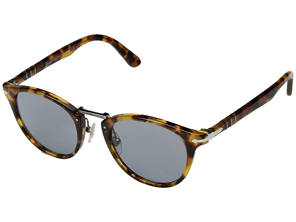 Persol 0PO3108S (Madreterra/Grey) Fashion Sunglasses