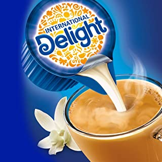 International Delight, French Vanilla, Single-Serve Coffee Creamers, 24 Count (Pack of..