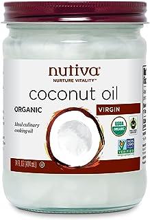 Nutiva Coconut Oil, 14 Ounce