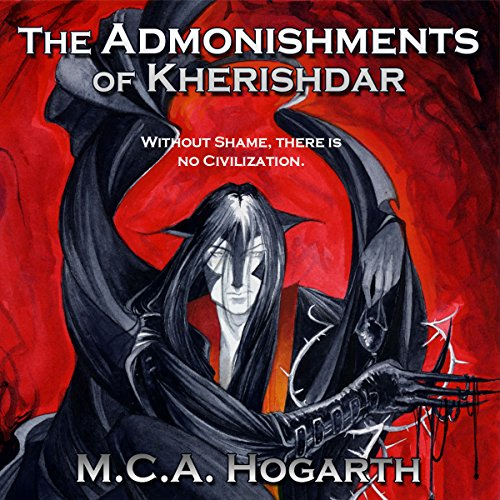 The Admonishments of Kherishdar audiobook cover art